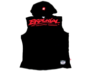 BRACHIAL POLERA DE ENTRENAMIENTO TRAIN TANK-TOP (S) BLACK
